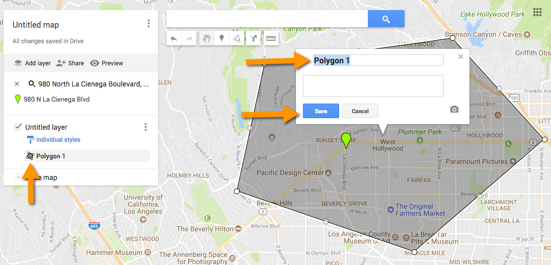 How to Create Delivery Zones Using Google Maps – IndicaOnline com